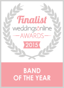 Weddings Online band of the year