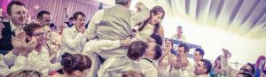 Blush Wedding Band Music