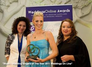 Blush Wedding Choir Winners 2012