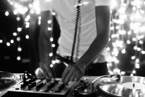 Blush Wedding Music DJ