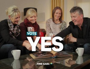 Blush Are Voting YES!