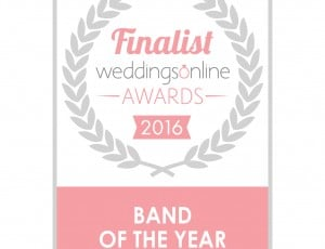 Best Wedding Bands Ireland 2016 Finalist